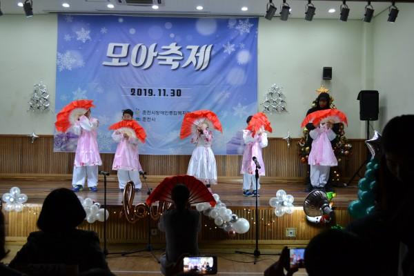 힐링무브 한국무용 공연